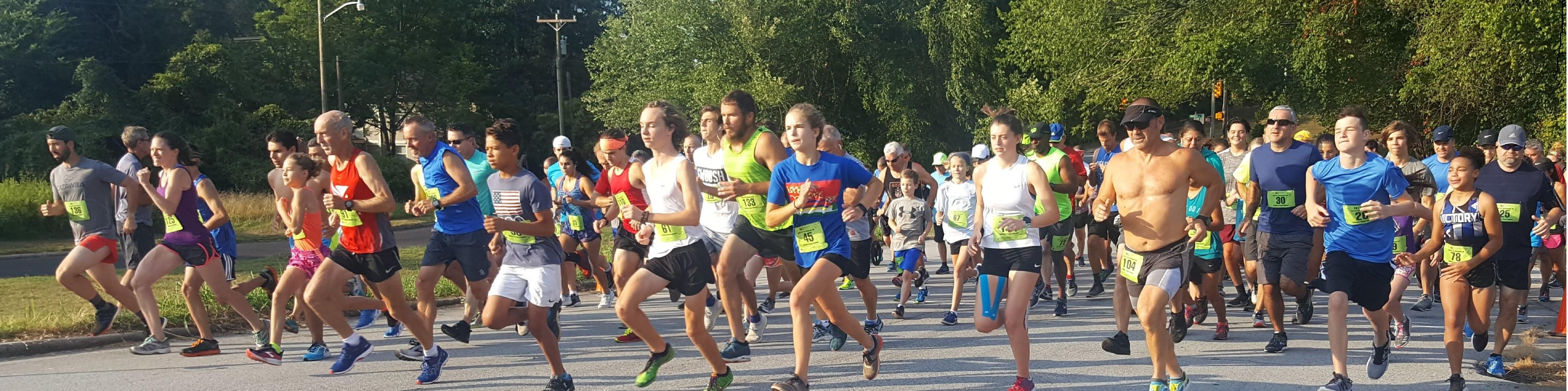 Upcoming Events | Salisbury Rowan Runners